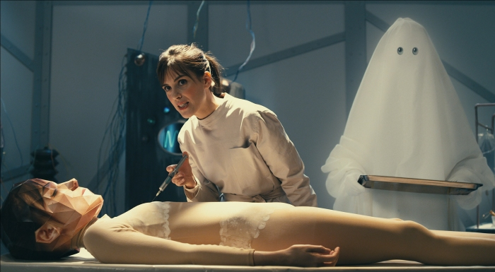 Bionic Girl - directed by Stephanie Cabdevila
